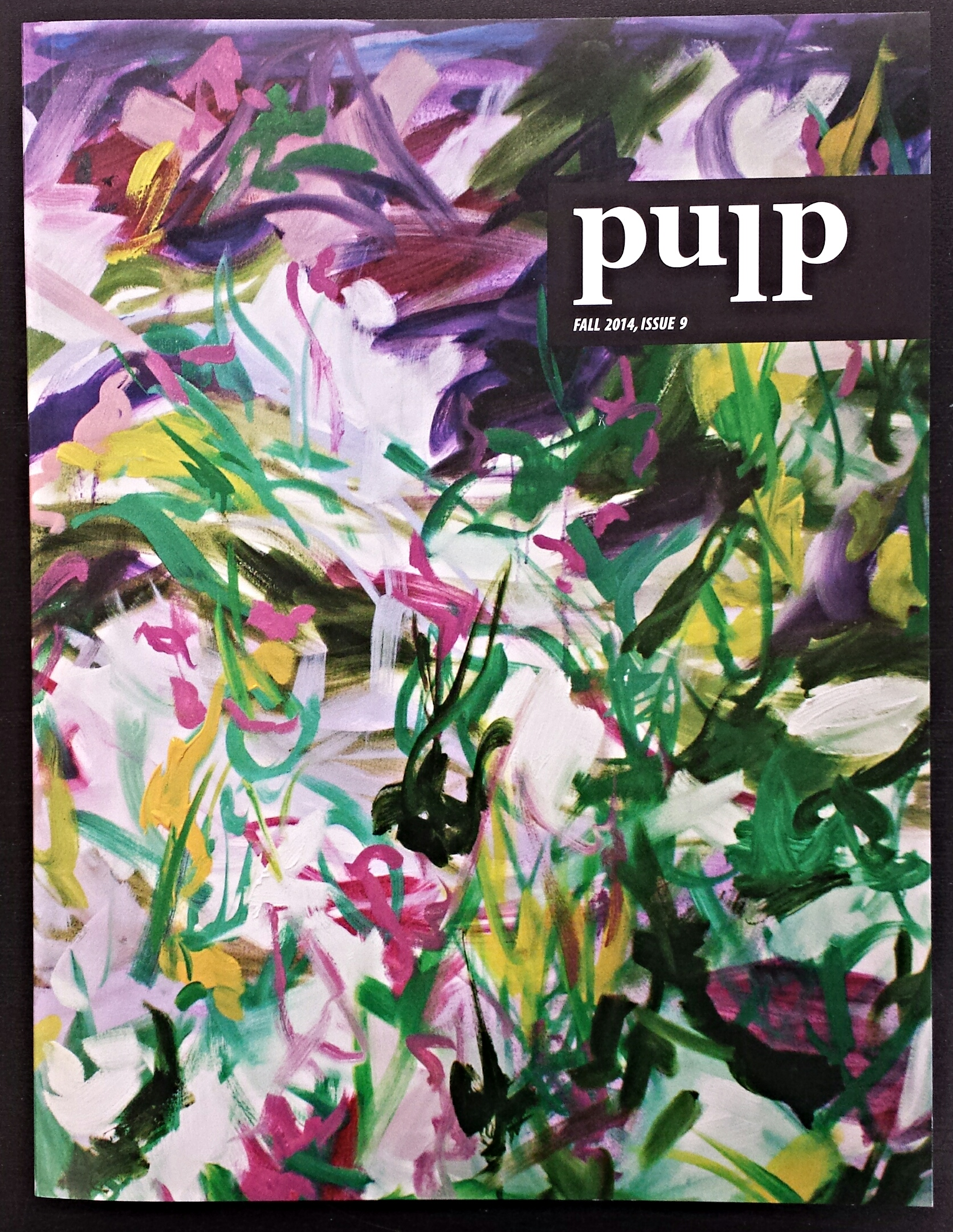 Pulp Issue #9 Launch